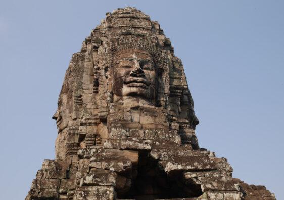 Visiter le temple de Bayon