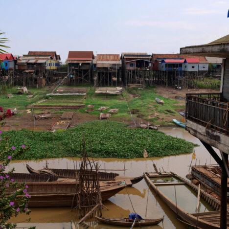 Récit de notre visite des Temples d'Angkor au Cambodge