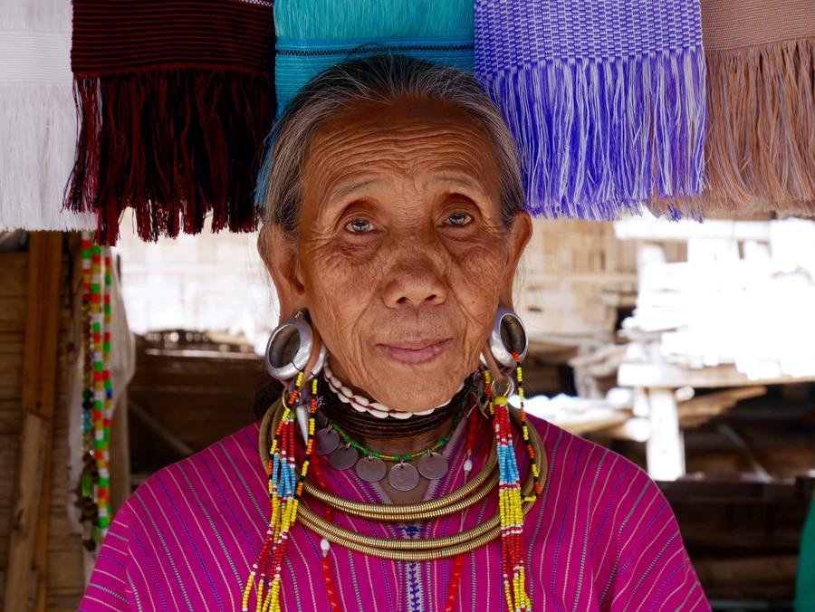 Minorités ethniques du nord de la Thailande