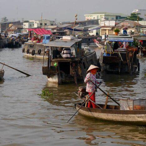 Les choses incontournables à faire Hô-Chi-Minh (Saigon)