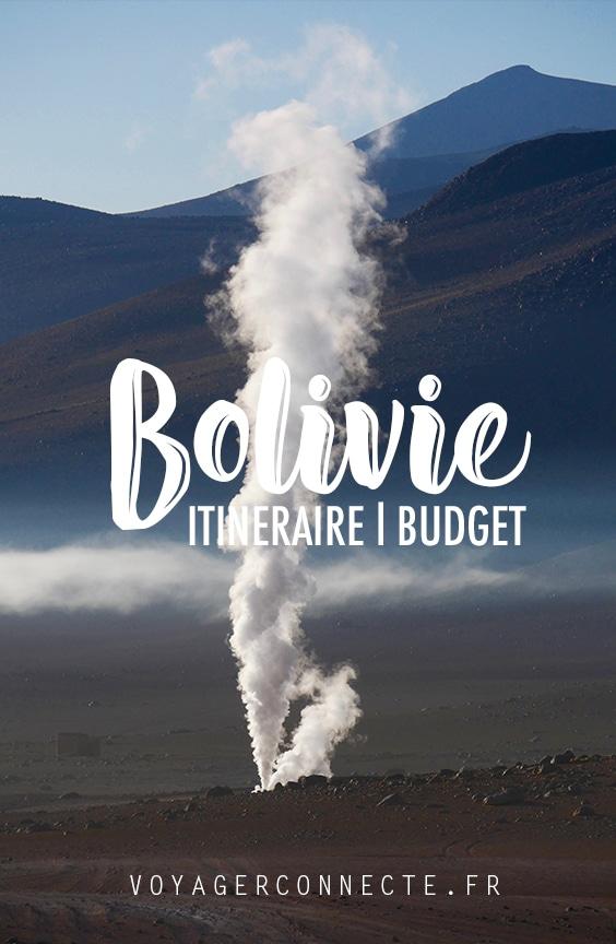 Itinéraire et budget pour un voyage en Bolivie