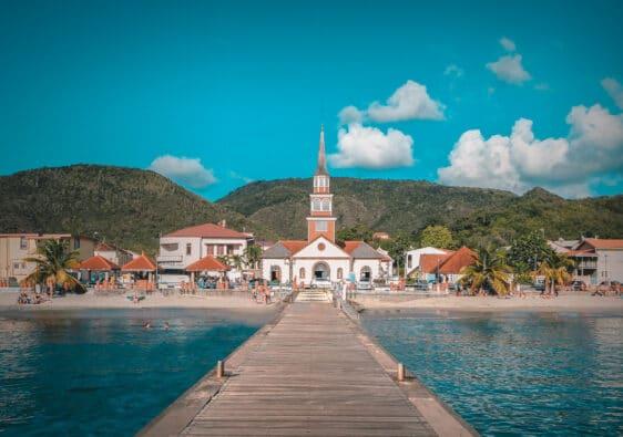 Les Anses d'Arlet Martinique