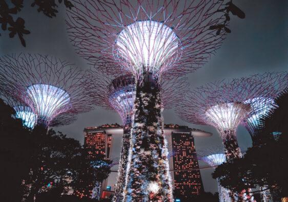 Le Rhapsody Show de Singapour