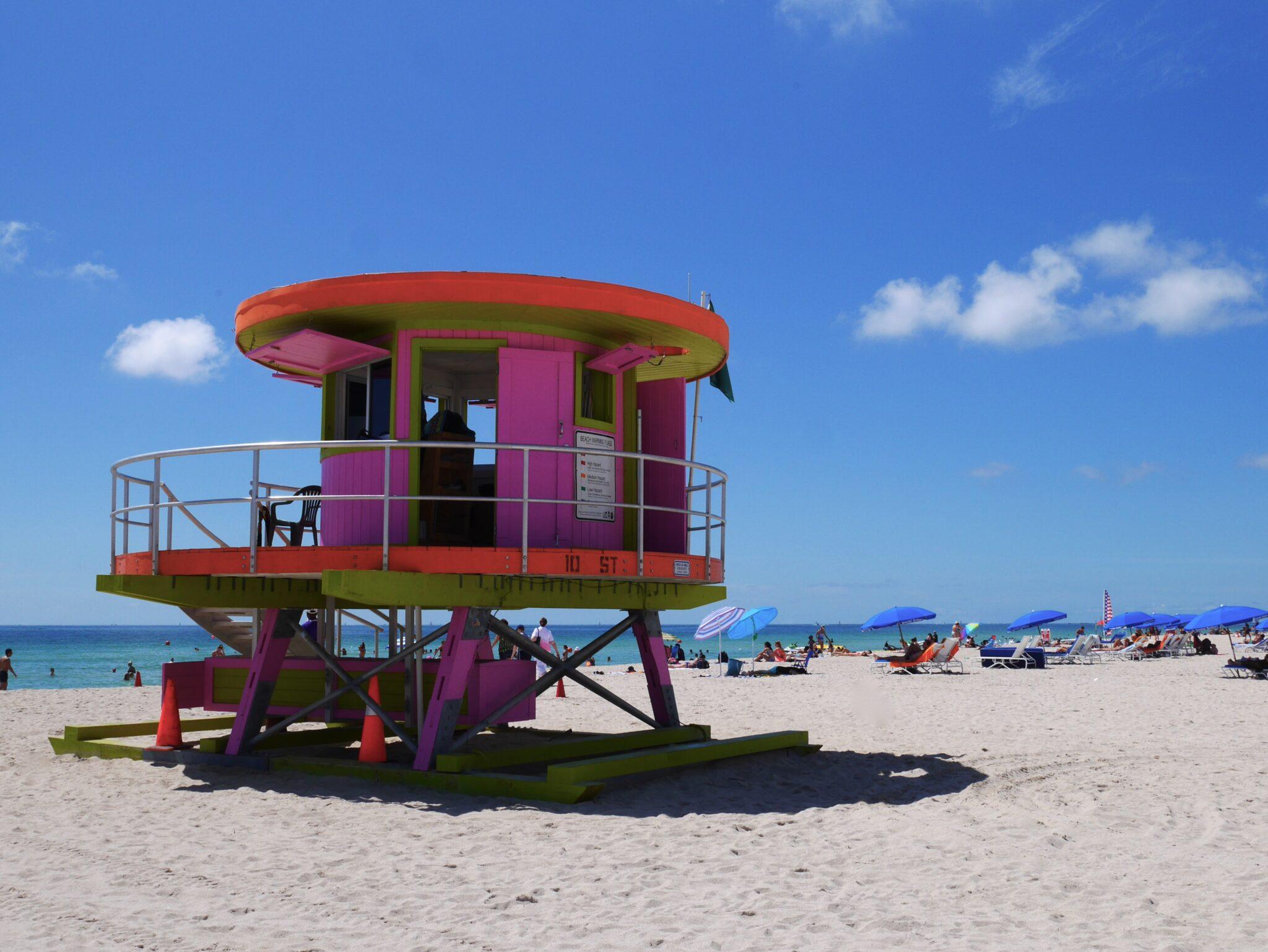 Plage Floride USA