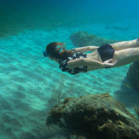 Faire de la plongée sous-marine au Diamant en Martinique