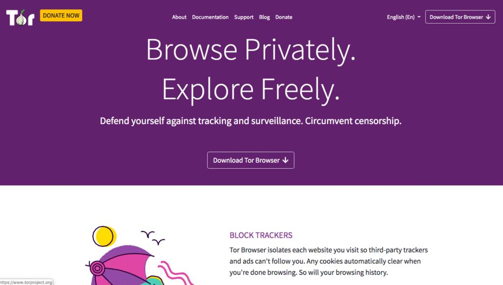 Logiciel contre censure internet Tor