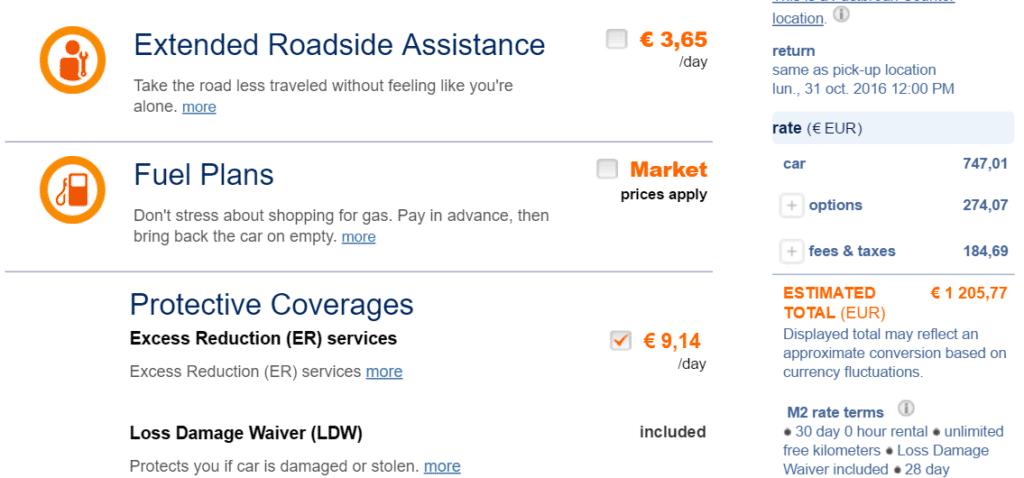 Prix assurance voiture avec budget