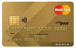 Carte gold mastercard pour assurer votre véhicule de location