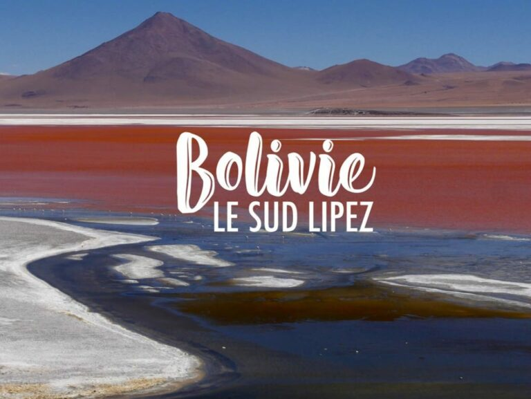 Bolivie : Excursion dans le Sud Lipez
