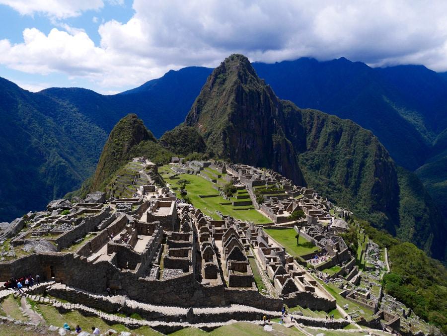 Le site archéologique du Machu Picchu