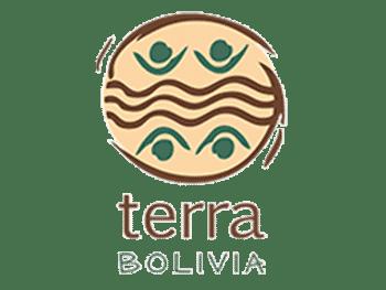 Logo agence Terra Bolivia