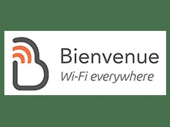Logo Bienvenu wifi