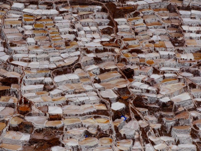 Les salines de Maras dans la vallée sacrée
