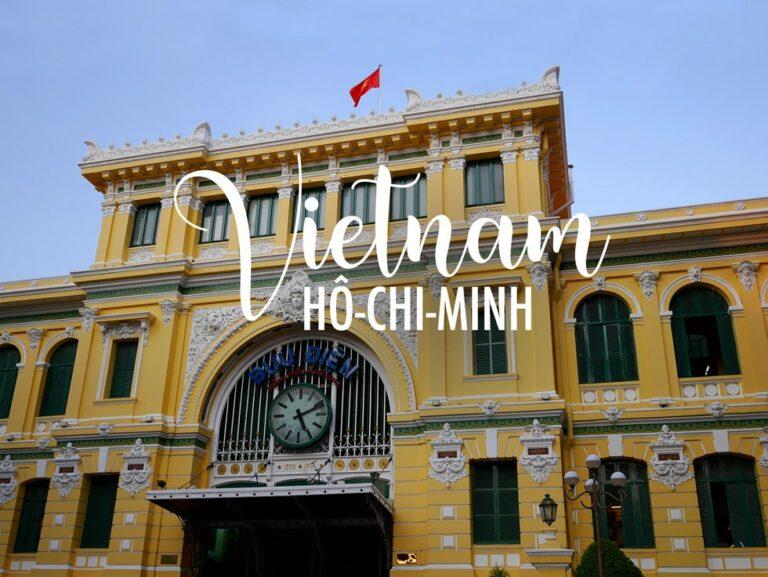 Première fois au Vietnam