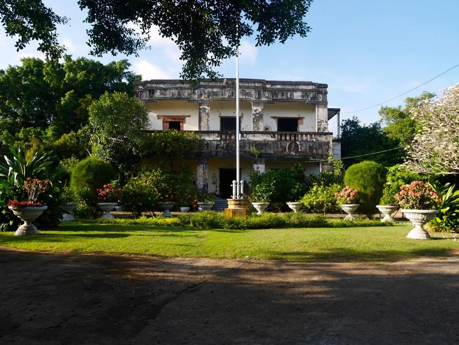 Villa abandonnée de Kep