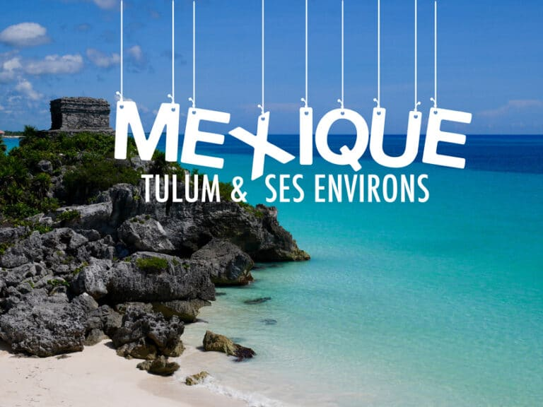 Mexique : Que faire à Tulum ?