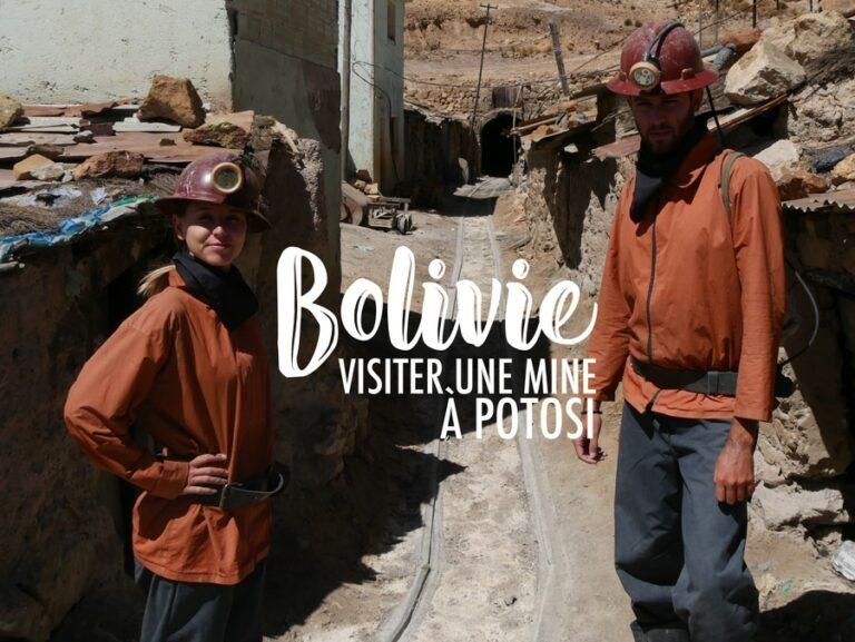 Visiter une mine à Potosi en Bolivie