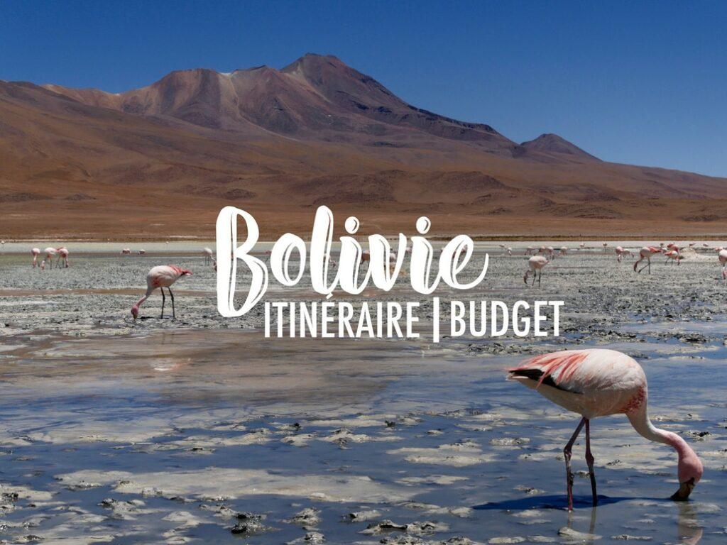 itinéraire et budget voyage Bolivie