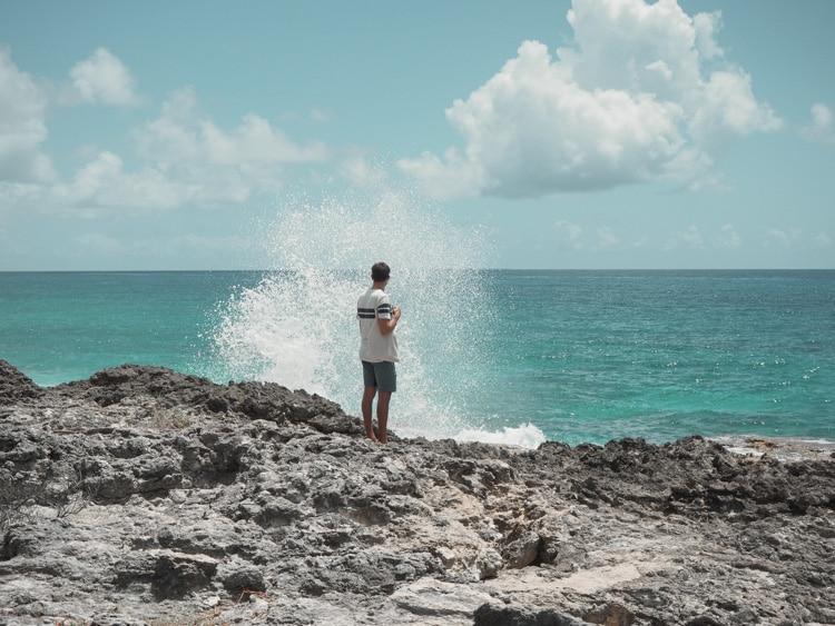 La douche Grande Terre Guadeloupe