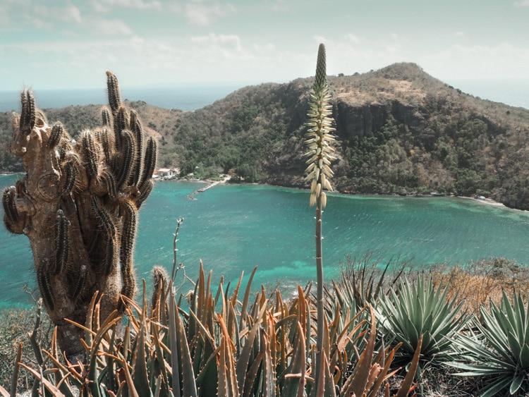 Archipel des Saintes en Guadeloupe
